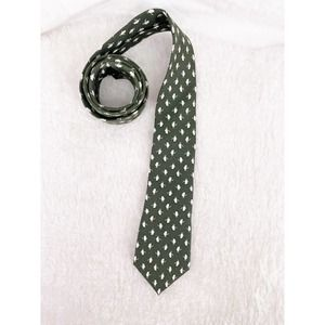 Crew Cuts Boys 100% Silk Allover Print Tie
